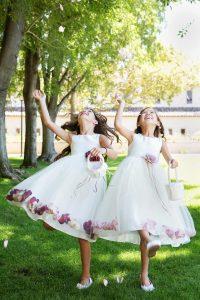 Bruidsmode kinderen